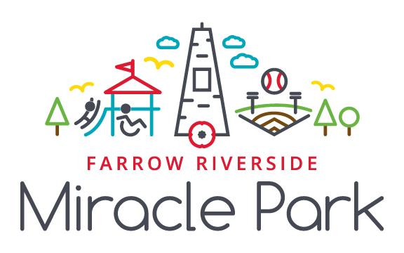 Farrow Riverside Miracle Park logo
