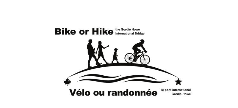 WDBA Bike or Hike Logo
