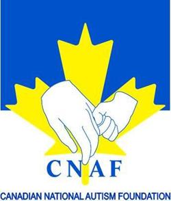Canadian National Autism Foundation logo