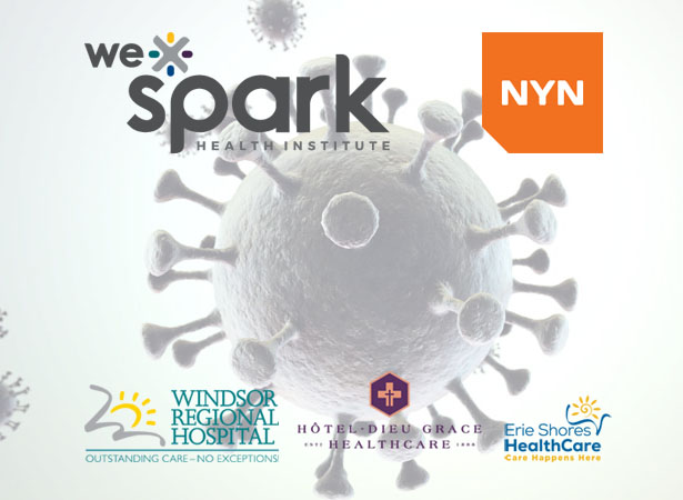 NYN Proud to Partner With WE-SPARK to Support Fight Against COVID-19